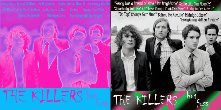 the killers_albums